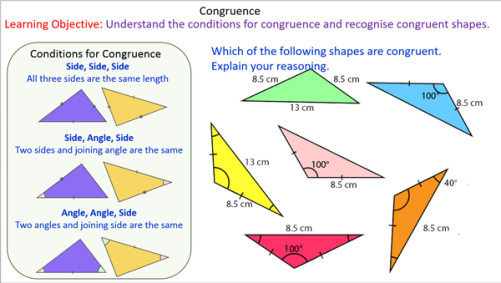 triangle congruency